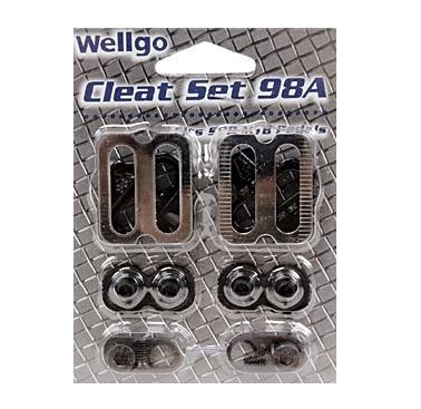 Wellgo_98A_set_cleatova